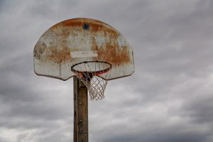 City To Remove Basketball and Tennis Courts