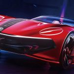 MG Motor Unleashing Brand New Car Concept Art For The Masses To See