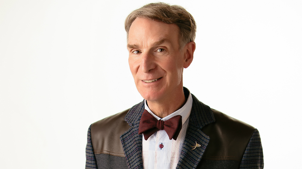 Bill Nye The Science Guy Likes Porsche Taycans Too Much