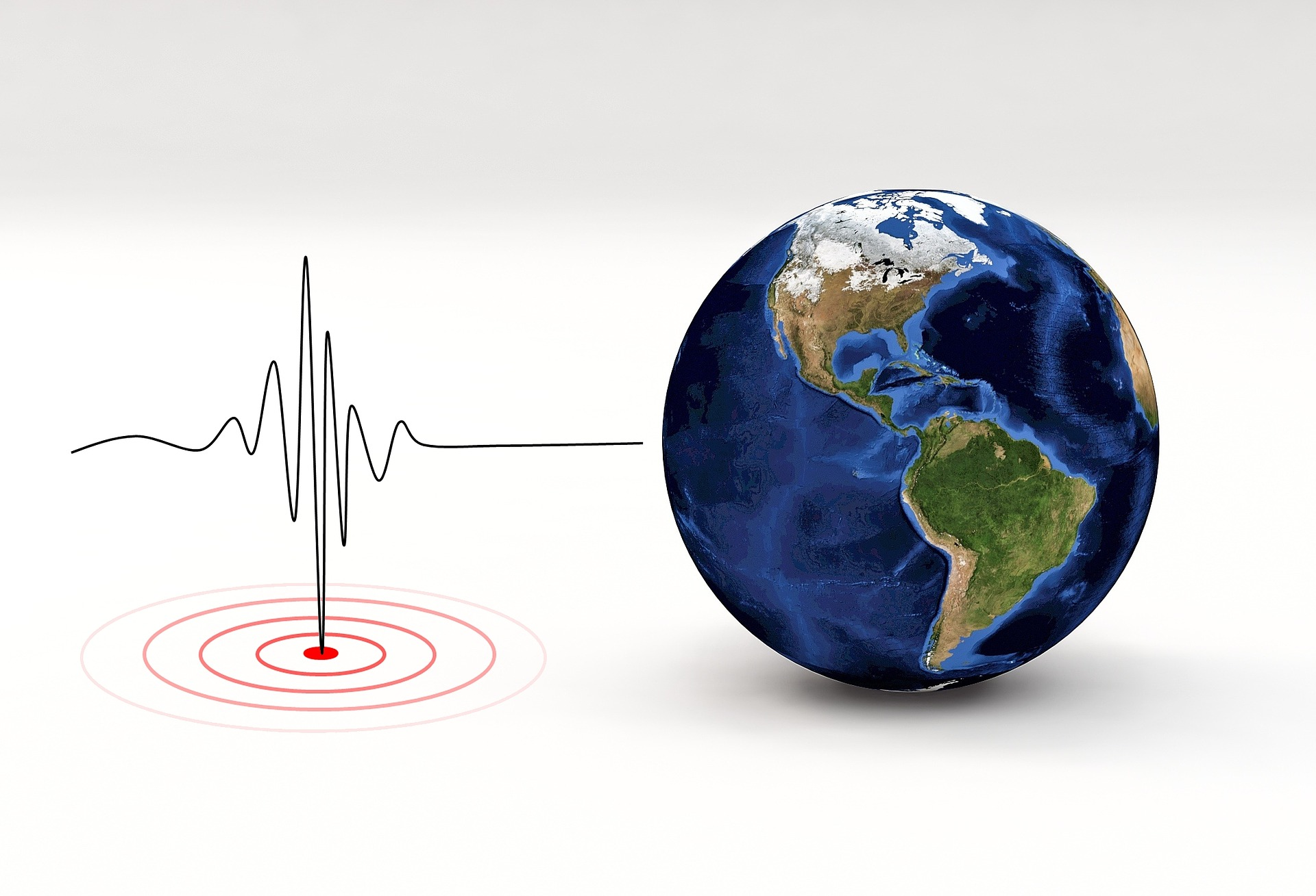 Earthquake Hits The Eastern Area Of Town With A 2.2 Magnitude